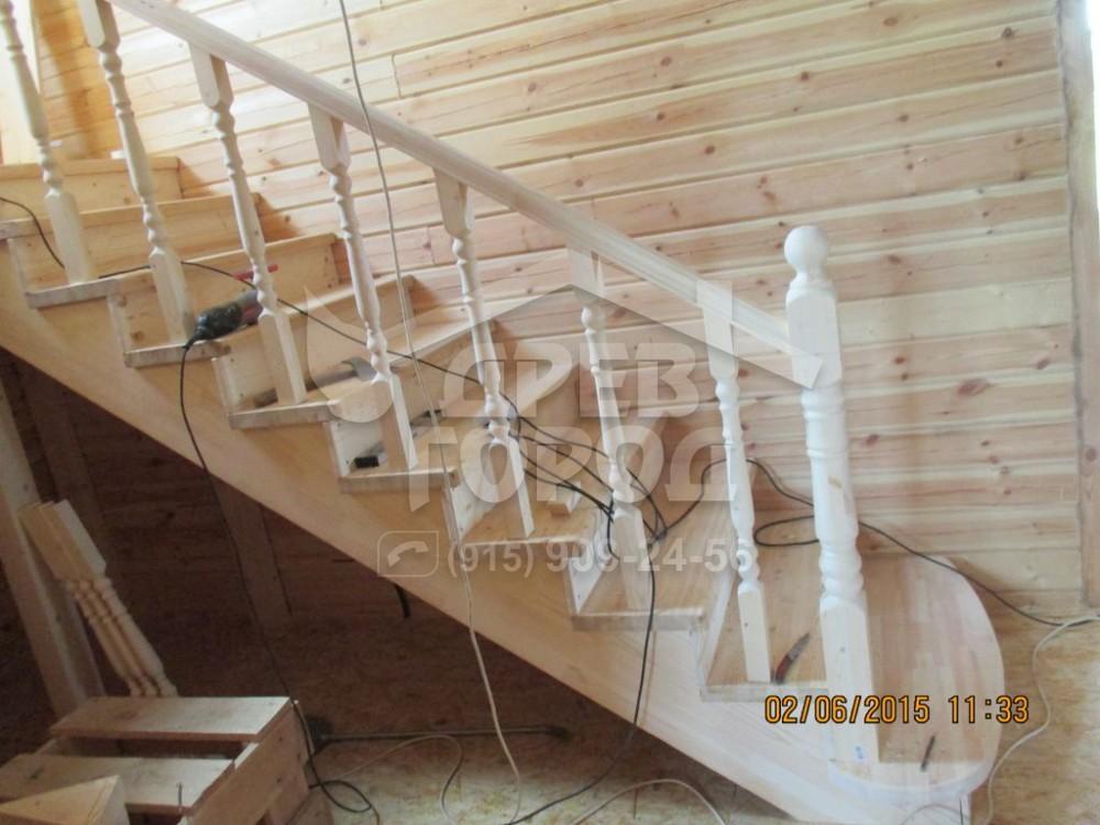 Купить деревянные балясины лестницы в Спб дешево - Все для